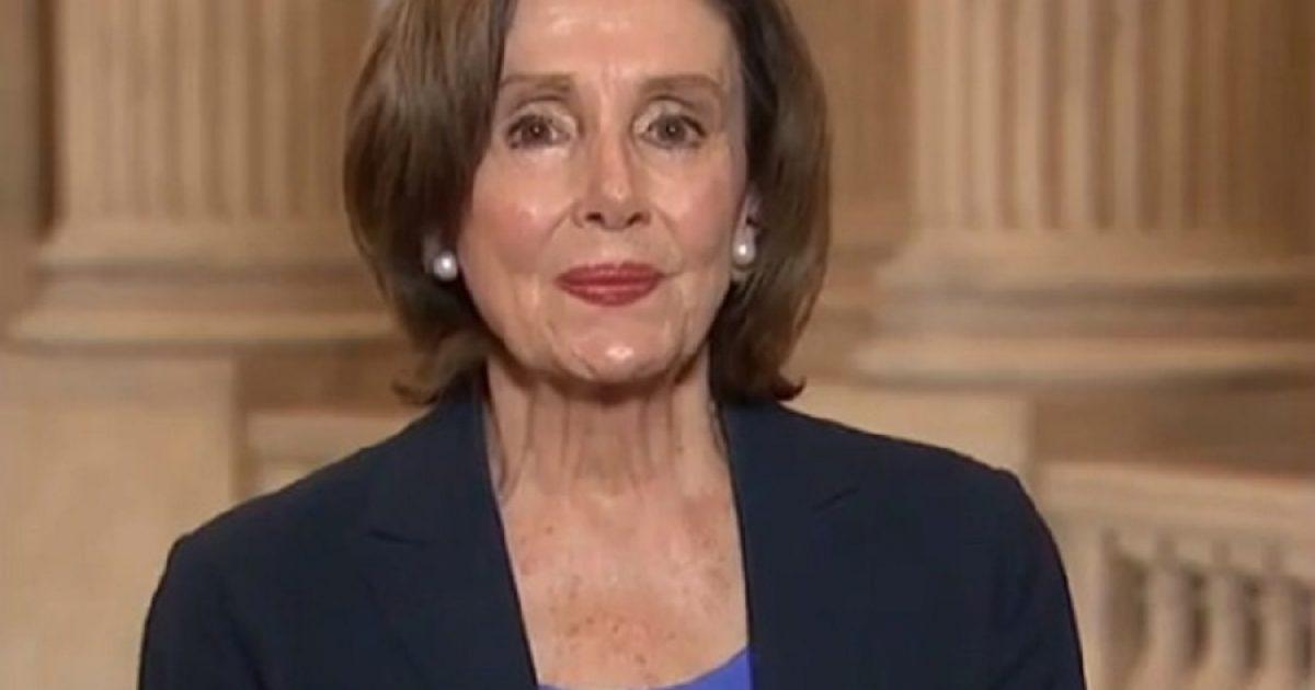 "Nancy Pelosi Says She Has ""No"" Regrets On Delaying Coronavirus Relief"