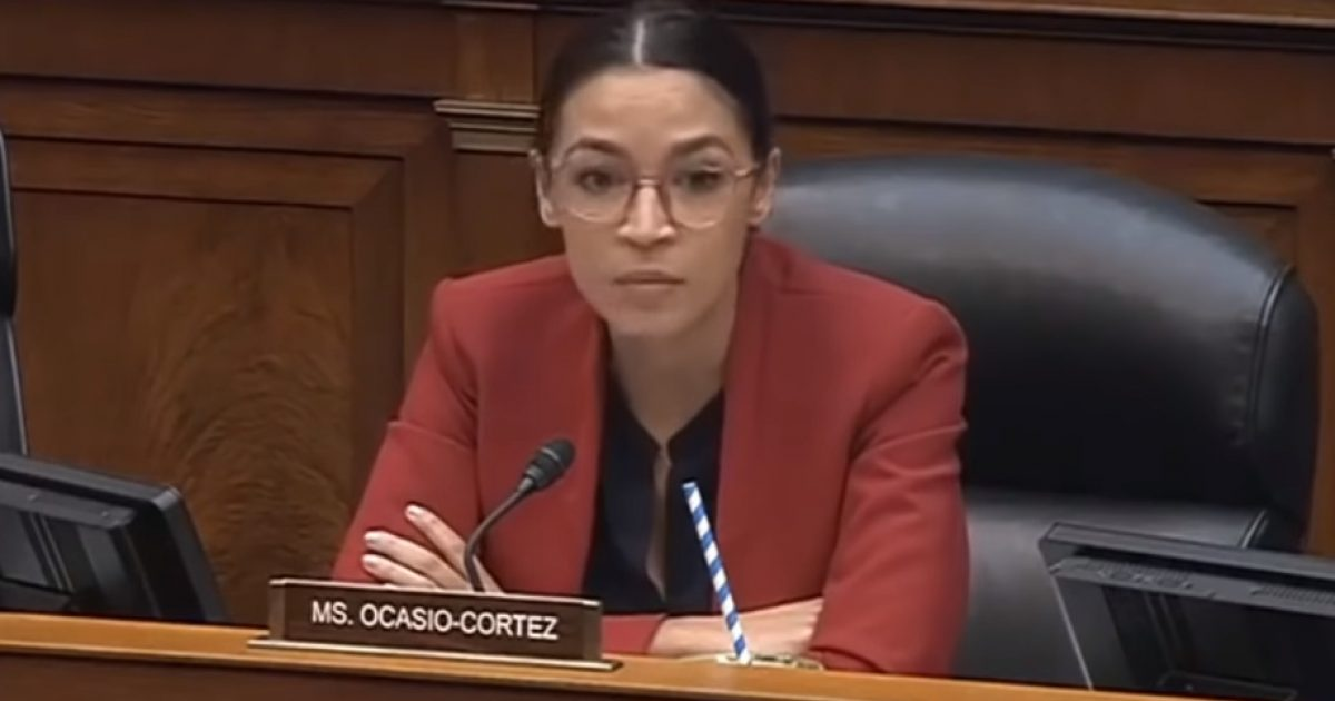 AOC Compares Religious Liberty To White Supremacy