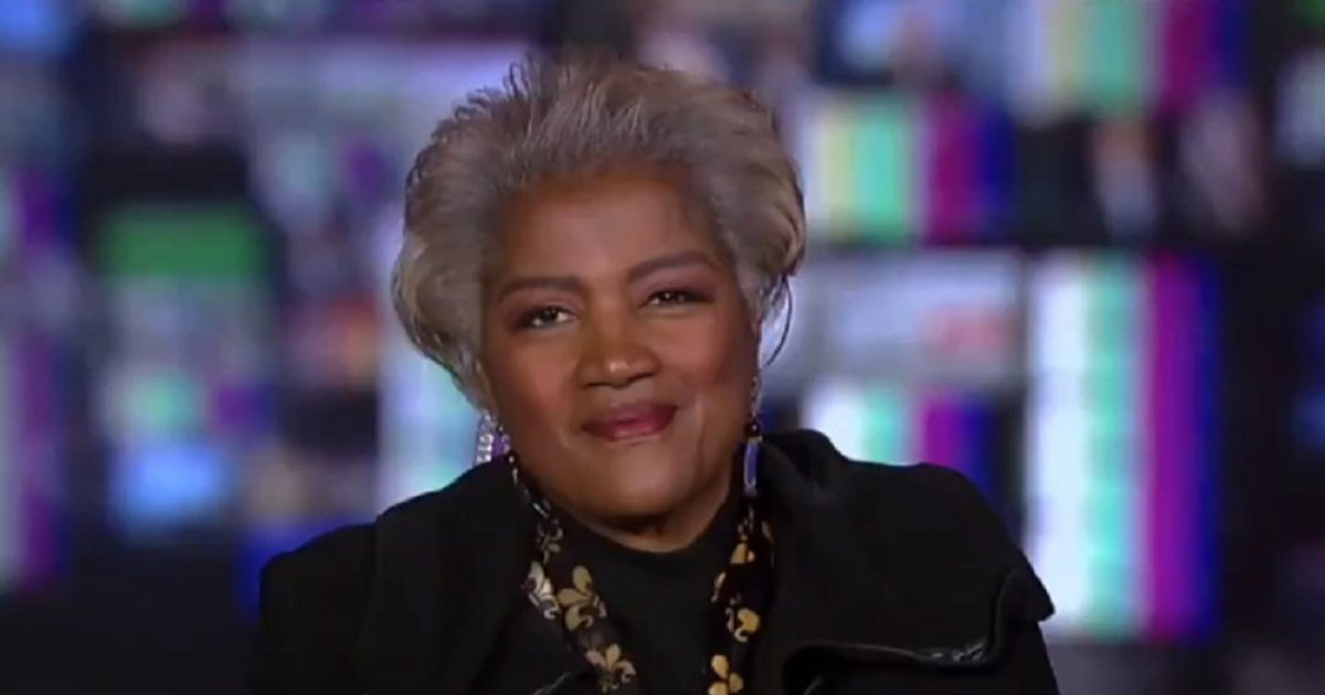 """Donna Brazile Pitches Hissy Fit On Fox News: """"Ronna, Go to Hell, I'm Tired Of It"""""""