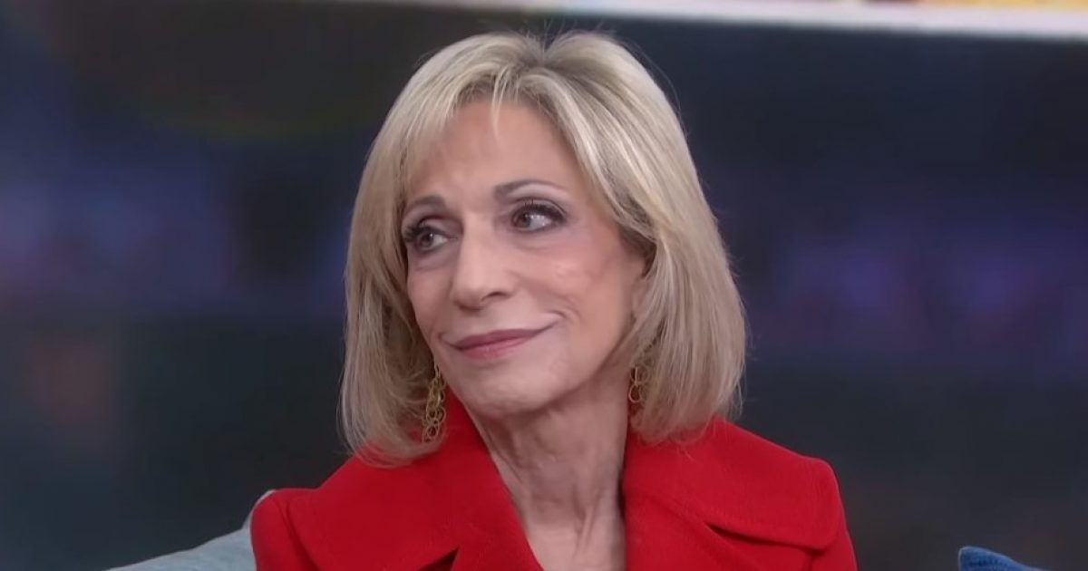 MSNBC Host Andrea Mitchell's Greatest Fear During Pandemic? Trump's Rising Poll Numbers