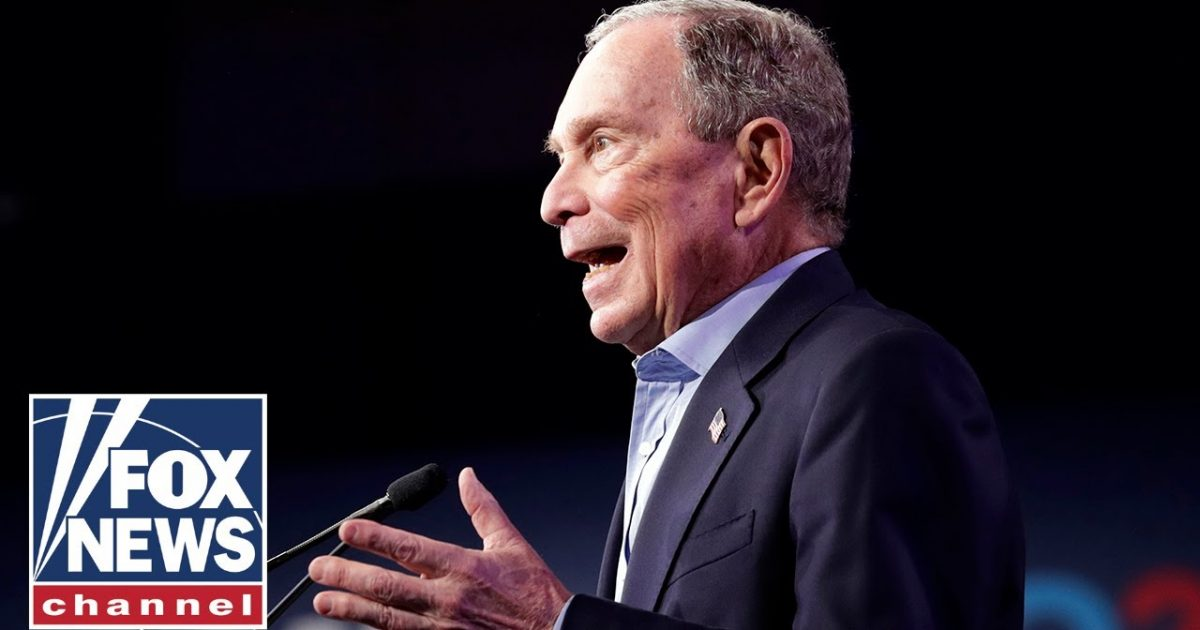 Bloomberg Drops Out, Commits His Endorsement (And Money) To Biden