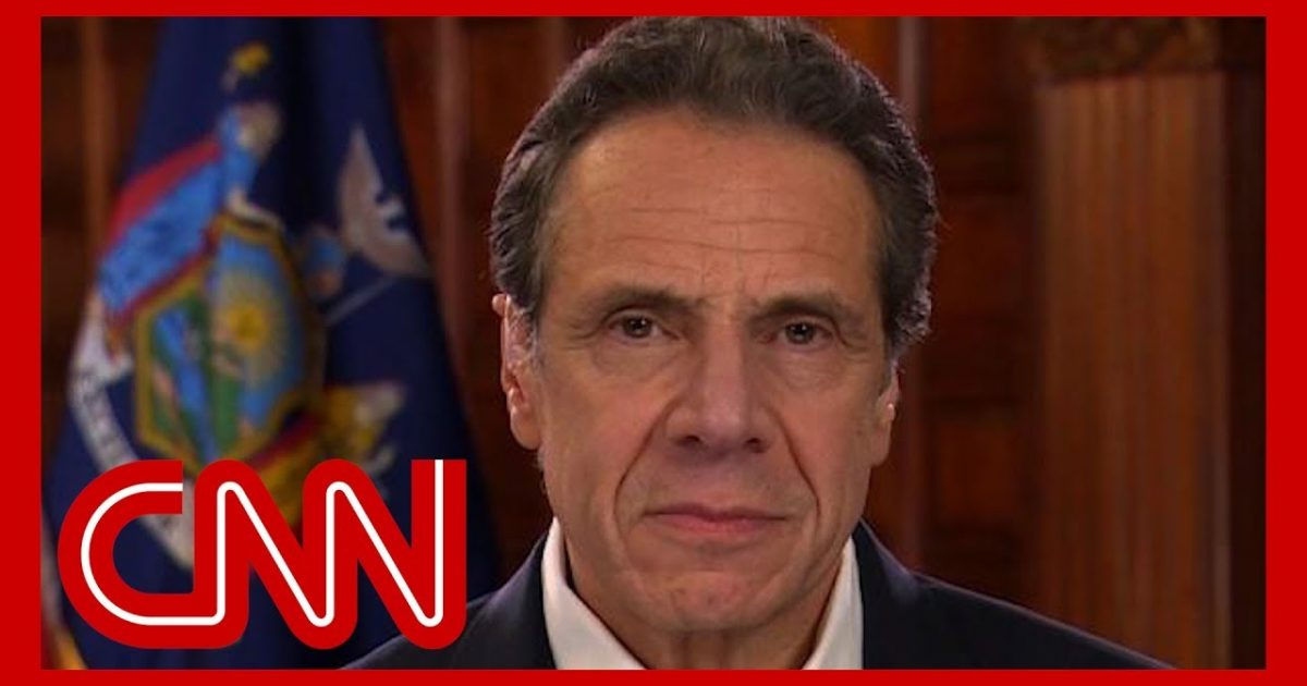 Cuomo: Trump Saying He Might Quarantine New York To Stop Coronavirus Is 'Declaration Of War'