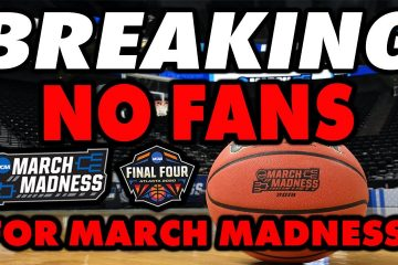 NCAA Officially Bans Fans From Attending March Madness