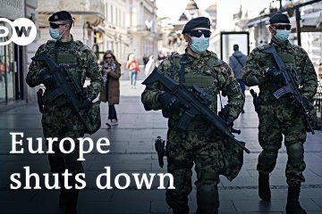 The EU Will Close Its Borders In Response To The Coronavirus Spread