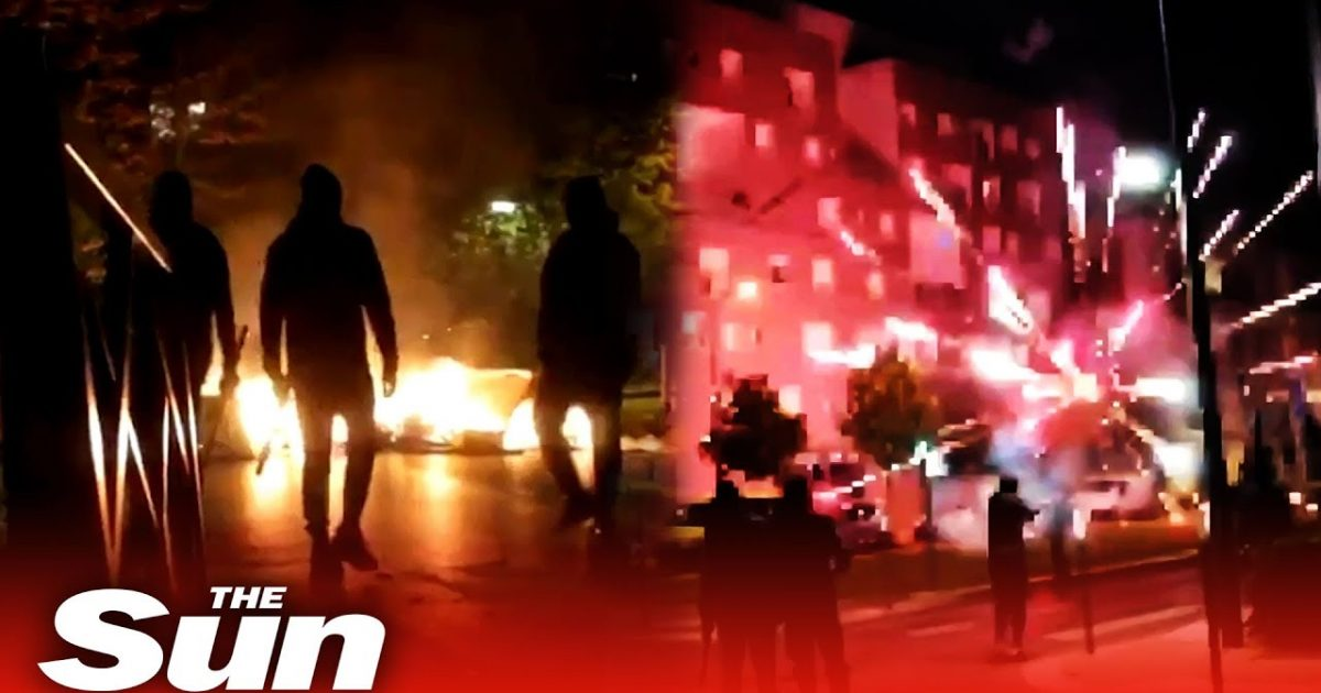 25+ French Cities And Towns Erupt In Riots