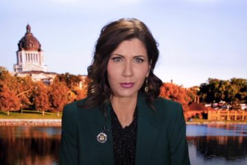 Gov. Kristi Noem Has Risen Above The Coronavirus Hysteria And Is Defending The Constitution