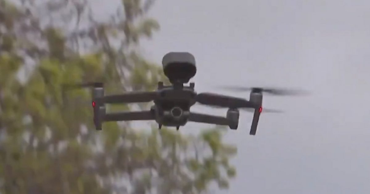 Drones Donated By China Now Being Used To Enforce Social Distancing Here In 22 States