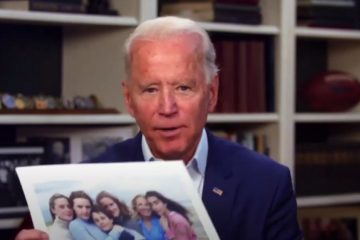 Joe Biden Forgets How Many Granddaughters He Has While Holding A Picture Of Them