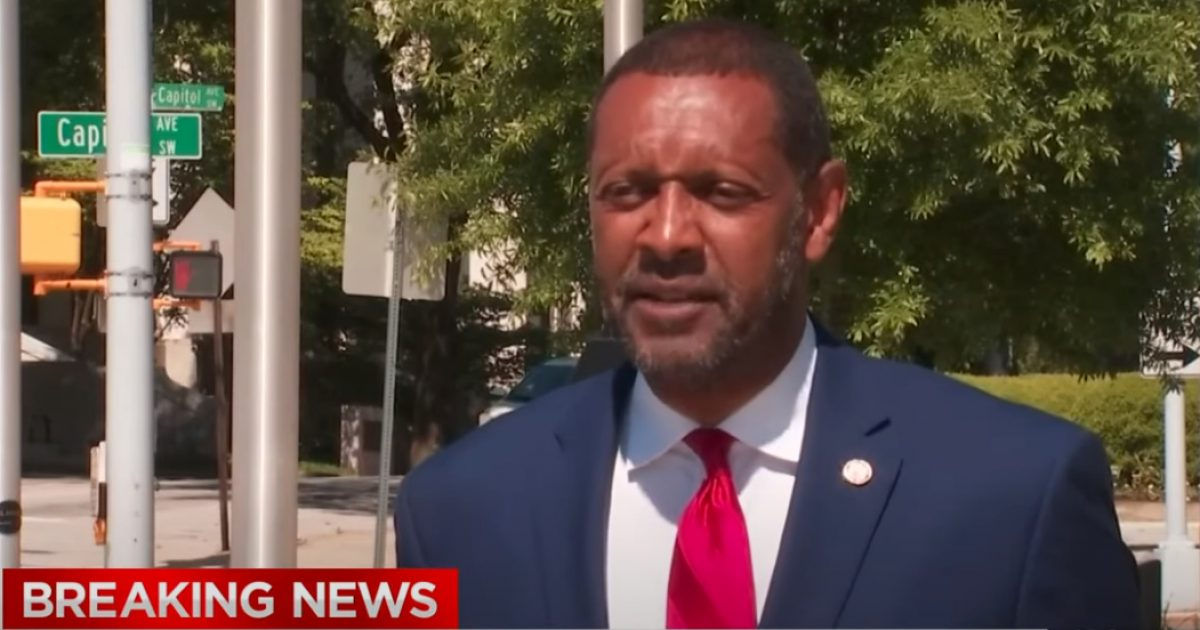 Democrat Who Endorsed Trump Says He's Stepping Down After Being 'Harassed' By Democrats