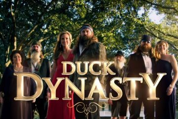 Drive-By Shooters Spray Duck Dynasty Star Home With Bullets