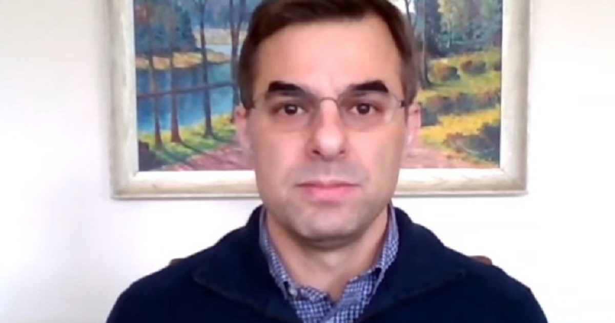 Justin Amash Launches Exploratory Committee In Step Toward Presidential Run