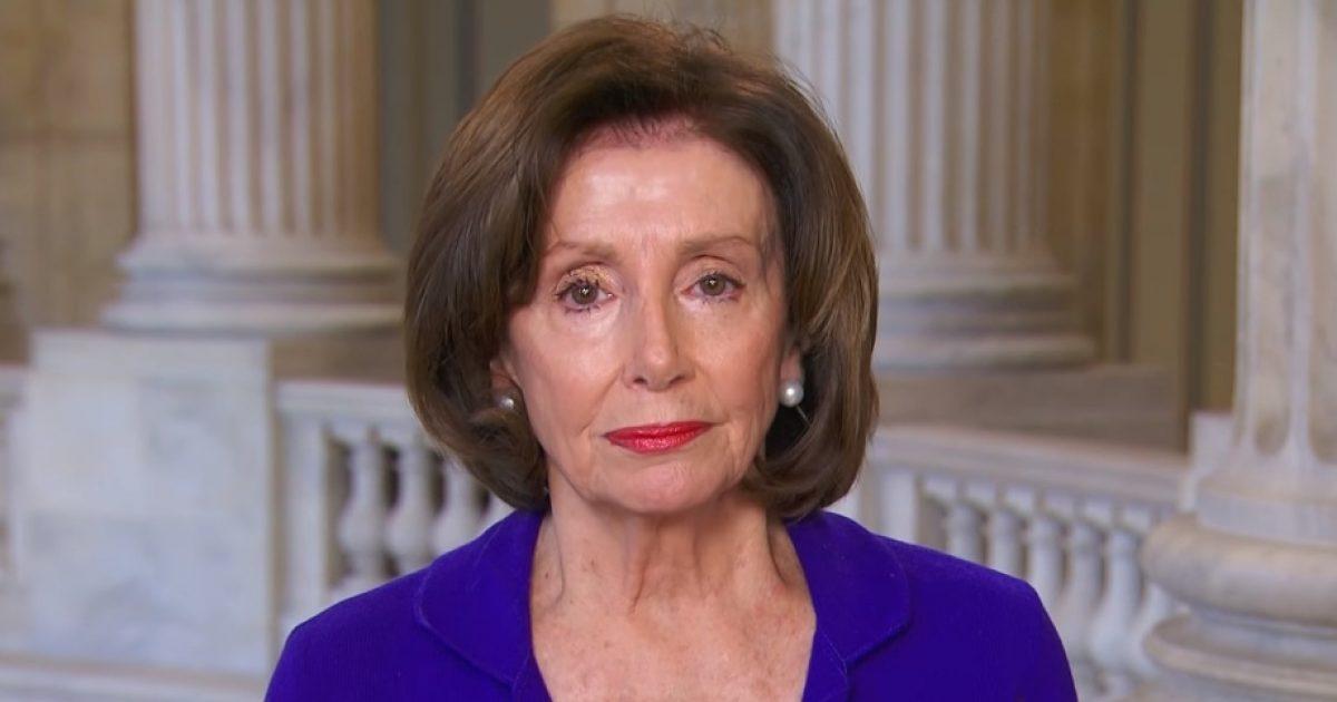 Pelosi Refuses to Take Coronavirus Test Despite Being Exposed