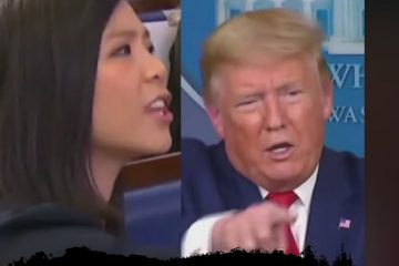 """Trump Savages Snarky Reporter For """"Gotcha"""" Question (Video)"""