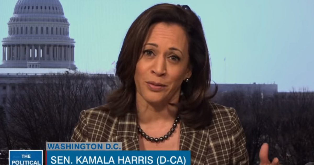 Kamala Harris Calls Trump A 'Drug Pusher'