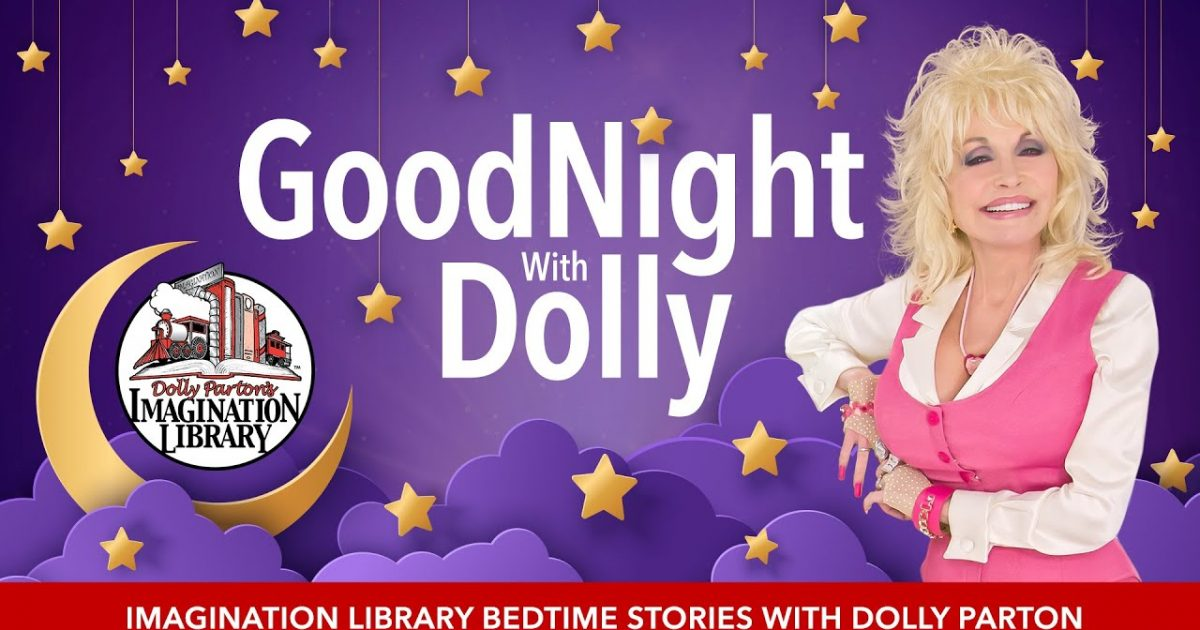 Dolly Parton Set To Launch Weekly Bedtime Stories For Quarantined Children