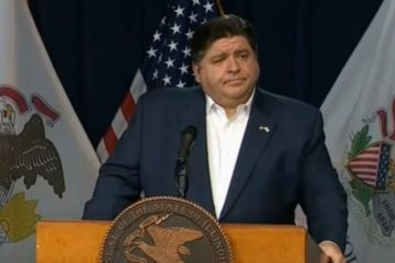 Illinois Governor Pritzker Gets Angry When Asked If His Wife Violated State's 'Stay-At-Home' Order