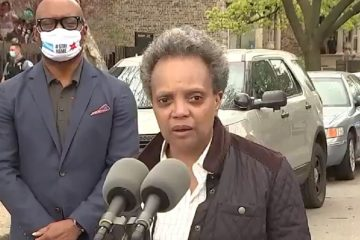 Chicago's Mayor Says If You Break Her Rules And Dare Have A Party, She Will Have You Arrested