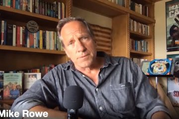 Former Dirty Jobs Host Mike Rowe: There Is No Such Thing As A Nonessential Worker