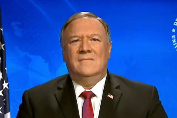 Pompeo Says There's 'Enormous Evidence' That Coronavirus Came From Wuhan Lab