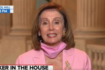Pelosi Declares Allegations Against Biden 'Closed,' Refuses To Answer Questions About Them Again