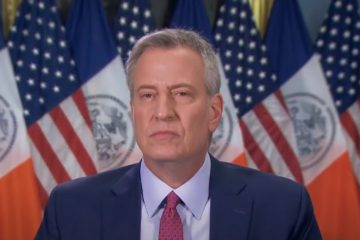 NYC Mayor De Blasio Blames Profit-Seeking Nursing Homes For Coronavirus Outbreaks, Not NY Law