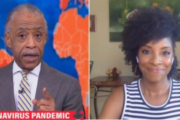 MSNBC's Zerlina Maxwell: Whites Pushing To Reopen Economy Are Racist
