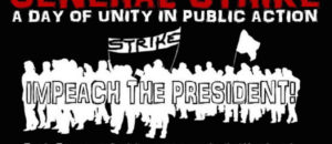 Liberals Plan Nationwide Strike Against Trump For February 17
