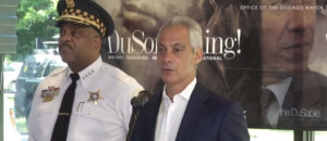 Chicago Mayor Emanuel Is Suing Federal Government To Get $3.2 Million In Justice Assistant Grants (Video)