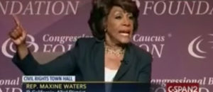 Maxine Waters 'Guarantees' That Trump Colluded With Russia