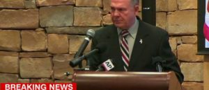 "Roy Moore Blasts Fake News & WARNS WaPo's Motivations Behind Hit Piece Will be Revealed In ""Next Few Days"" (Video)"