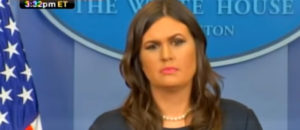 OUCH! Sarah Huckabee Sanders Takes Down Far Left Hack April Ryan & Hillary In ONE EPIC SENTENCE (Video)