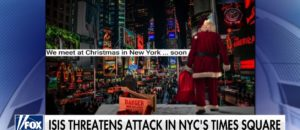 Flashback: Chilling Warning: ISIS Threatens Christmas Attack On Times Square