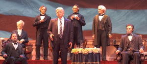 Disney World Adds Trump To Hall Of Presidents, Check What He Says