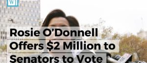 LOCK HER UP! Rosie O'Donnell Caught Trying To Bribing GOP Senators With Millions of Dollars