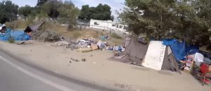 SHOCKING VIDEO: California Under Gov. Jerry Brown Destroyed... Homeless Camps Explode Across State