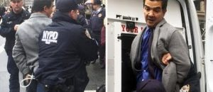 NYC Democrat CUFFED & ARRESTED After Repeatedly Blocking Ambulance (Video)