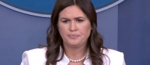 Watch Sarah Sanders Drop A Truth Bomb & Destroy CBS Reporter Over Trump Treason Remarks