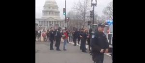 Illegal DREAMERS March 250 Miles To Big Rally In DC... Completely Shocked When Busted (Video)