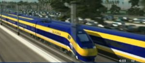 Costs Of Governor Moonbeam's Bullet Train Soar To $77 Billion (Video)