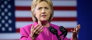 Angry Hillary Snaps At Critics: No One Ever Told A Man Who Lost An Election To 'Go Away'